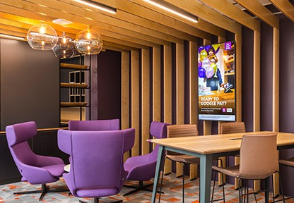 AIB smart building workspace