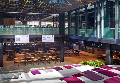 AIB smart building